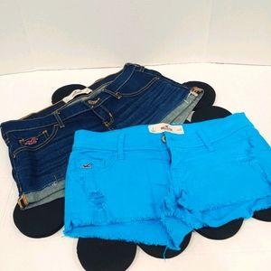Hollister bundle shorts... Size 1/25